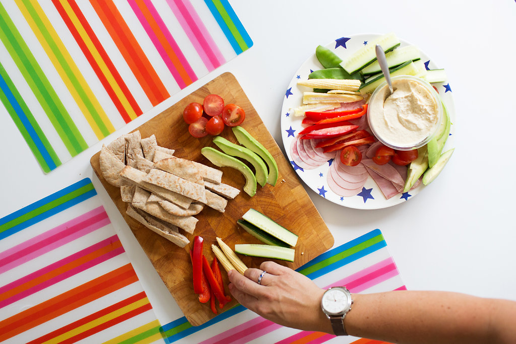 Avoid a sugar crash this summer with easy prep snacks