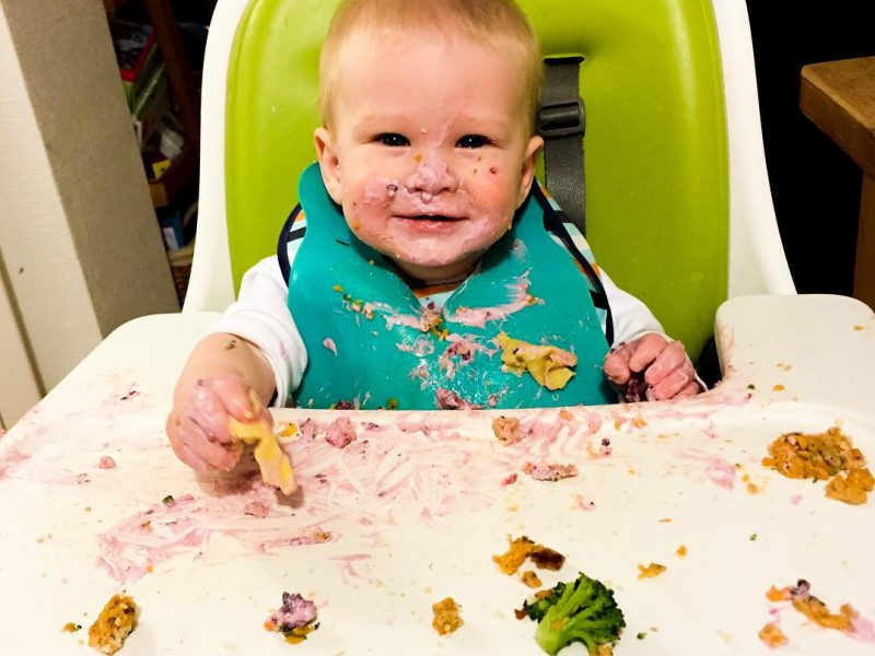 Meal planning and weaning