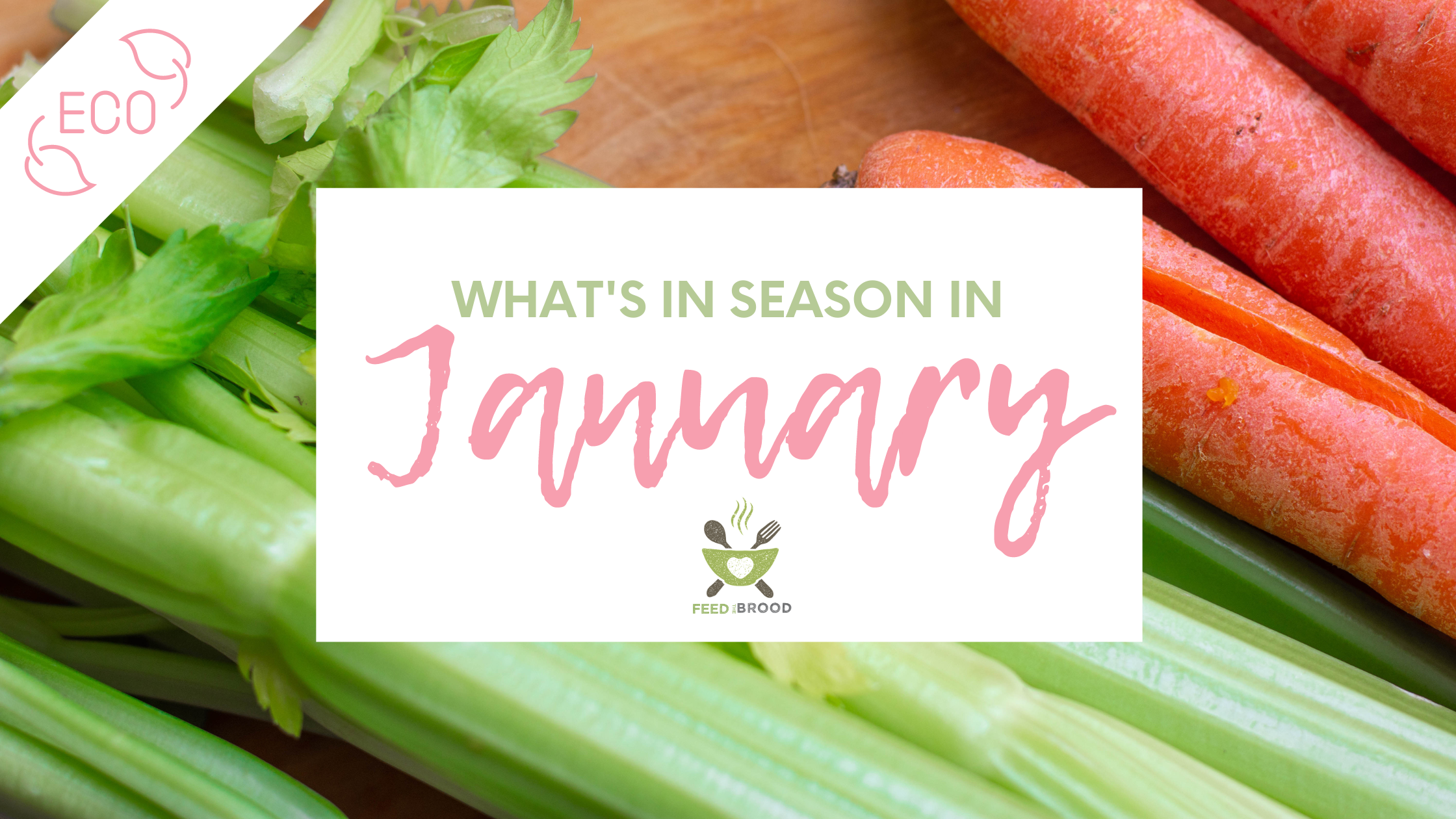 What's in season in January